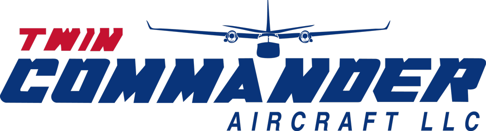 Twin Commander Aircraft Logo